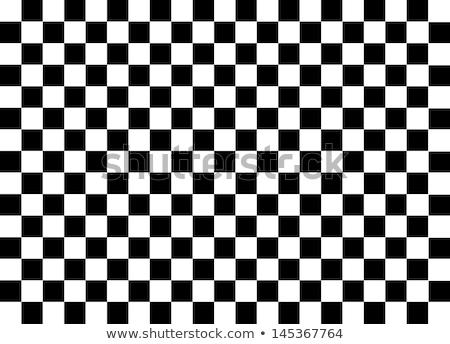 Checker Board Pattern  Stock photo © meshaq2000