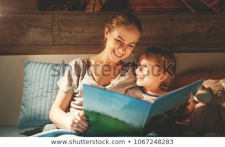Two Laughing Books stock photo © pcanzo