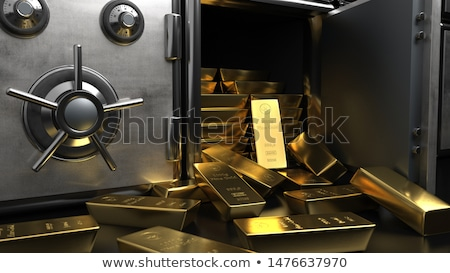Reserve gold stock photo © SVitekD