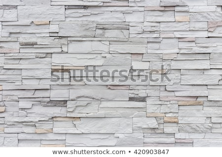 seamless texture of brown slate stone surface stock photo © tashatuvango