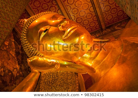 巨人 · 古代 · 仏 · 石 · 礼拝 · レンガ - ストックフォト © bbbar
