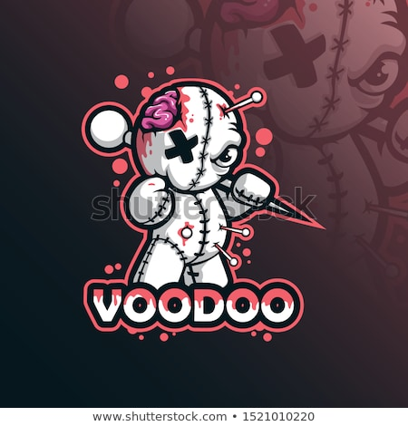 Voodoo Doll  Stock photo © lordalea