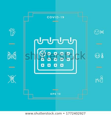 Quoi l'ordre du jour main écrit bleu marqueur Photo stock © ivelin