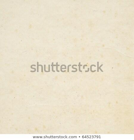 Primer plano pergamino papel hoja edad pergamino Foto stock © Sandralise