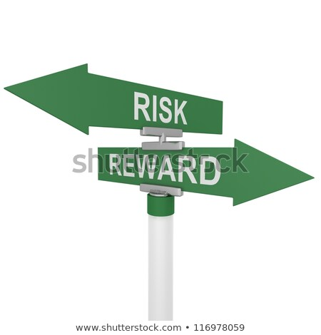 wealth management on highway signpost stock photo © tashatuvango