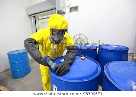 chemical industry waste stock photo © ultrapro