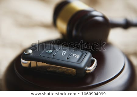 Auto Accident Concept Stock photo © Lightsource