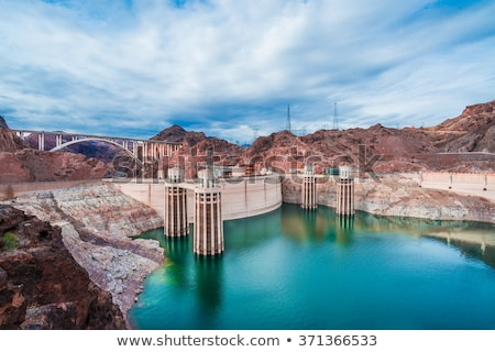 Плотина · Гувера · Невада · электрические · электростанция · технологий · путешествия - Сток-фото © Rigucci