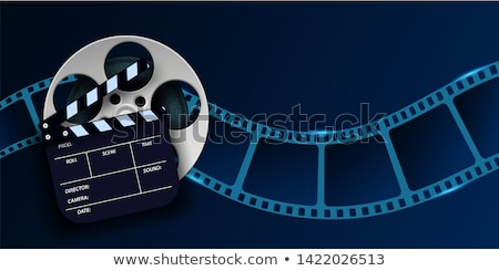 Designed film background  Stock photo © Taigi