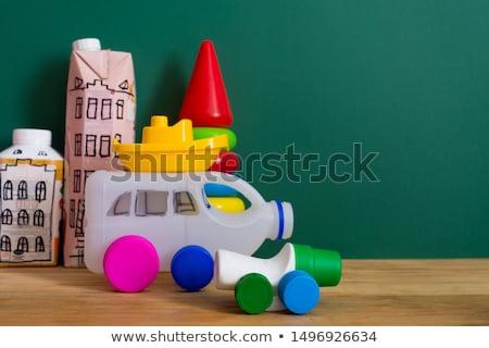 Stock photo: Recycling Ideas