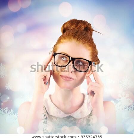 デジタル · 夢 · アンドロイド · 頭 · デジタルイラストレーション · コンピュータ - ストックフォト © wavebreak_media