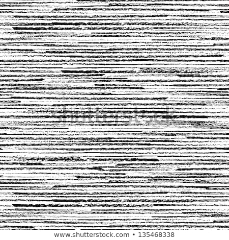 Stock photo: Vector Seamless Black And White Grunge texture Collection