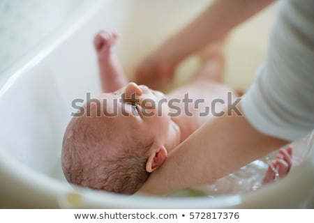 baby bath stock photo © val_th