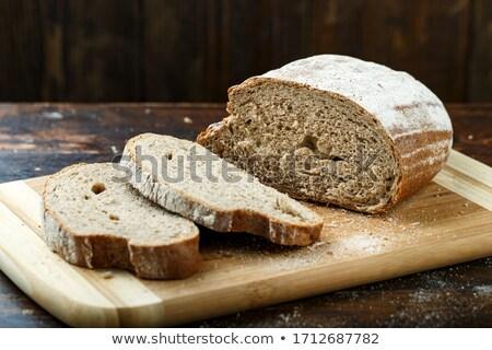 brood · brood · boter · zout - stockfoto © yatsenko