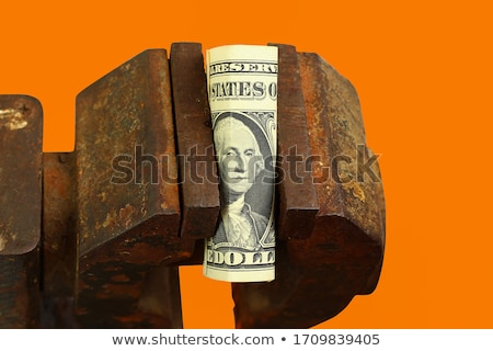 Concept of economic crunch and global budgeting. stock photo © shutter5