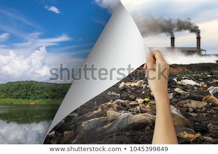 energy changing Stock photo © psychoshadow