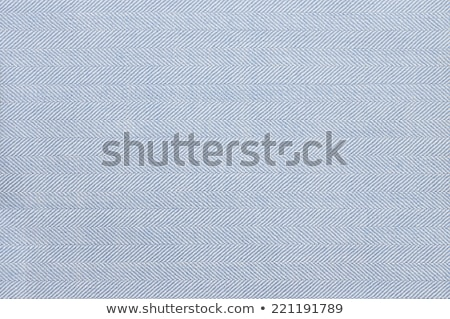 full frame blue fabrics structure Stock photo © prill
