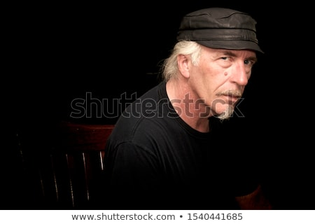 Older man looking at viewer Stock photo © IS2