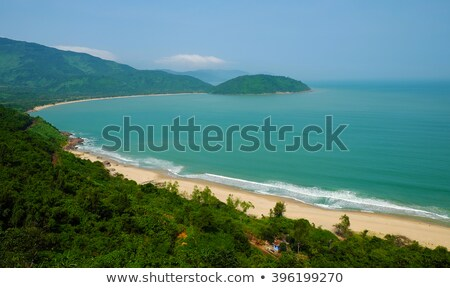 Вьетнам · пейзаж · пляж · горные · экология · путешествия - Сток-фото © xuanhuongho
