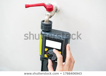 Water Timer Controler Stock photo © rghenry