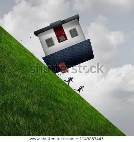 House Flipping Danger Stock photo © Lightsource