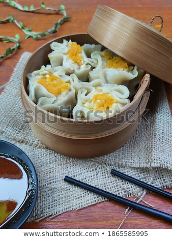 Chine · plat · alimentaire · chinois · modèle - photo stock © dash