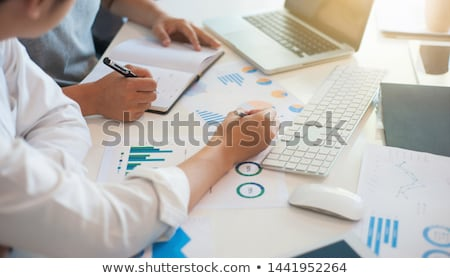 Business Group Risk Stock photo © Lightsource