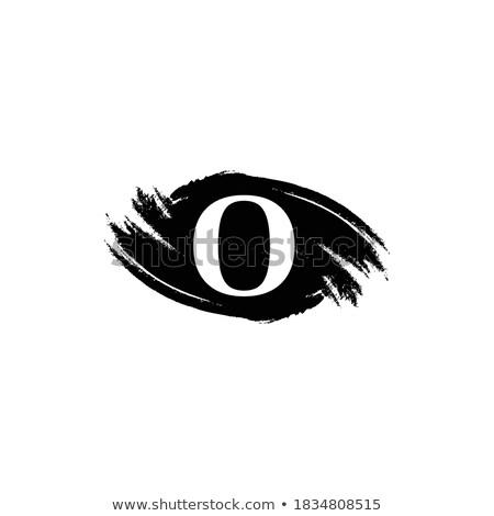 黒 ベクトル アイコン シンボル 抽象的な ストックフォト © blaskorizov