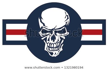 armado · pirata · ilustração · pistola · seis · pessoa - foto stock © jeff_hobrath