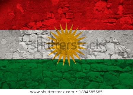 フラグ 政権 北 シリア 地球 ストックフォト © grafvision