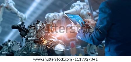Robot Stock photo © kitch