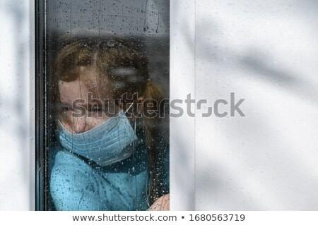 école · triste · solitaire · enfant · enfants - photo stock © photography33