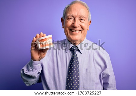 Old Dentures Stock photo © Stocksnapper