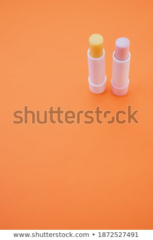 Female lips and lipstick. Vertical shot. Stock photo © moses