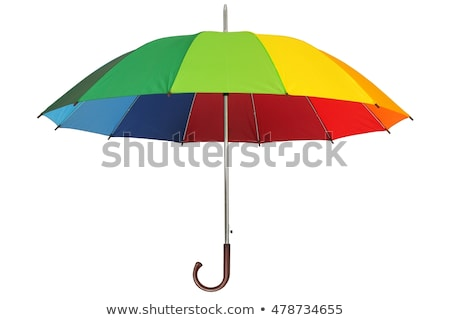 Umbrella Isolated Stock fotó © ajt