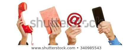 Different medium of communications Stock photo © bluering