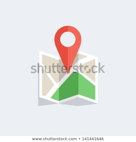 Stockfoto: Vervoer · sticker · verkeersbord · icon · vierkante · vorm