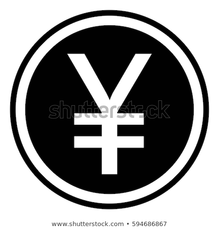Symbol of Chinese Yuan Stock photo © bbbar