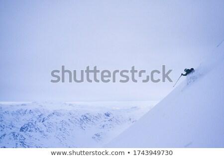 スキー · リゾート · 1泊 · アルプス山脈 · イタリア · 建物 - ストックフォト © kokimk