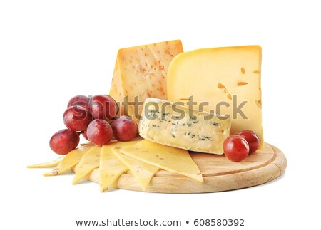 cheese plate stock photo © joker