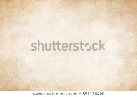 Eski kağıt doku suluboya kağıt dokusu kâğıt Stok fotoğraf © ryhor