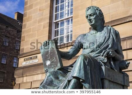 David Hume  Stock photo © Hofmeester