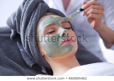 Face retreat. Stock photo © Fisher