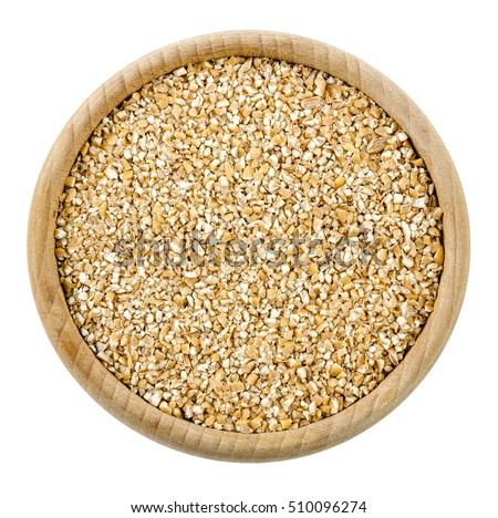 треснувший · пшеницы · текстуры · ложку · полный - Сток-фото © ozgur