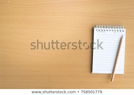 conjunto · papel · fundo · quadro - foto stock © goir
