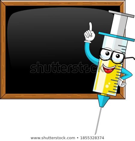 Doctor Cartoon Character Stock photo © Krisdog