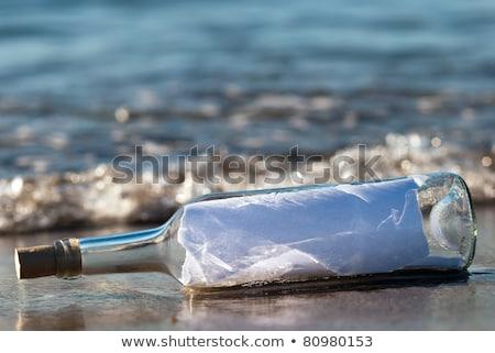 Surfe contato elegante móvel banqueiro terno Foto stock © pressmaster