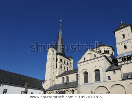 Brauweiler Abbey, Germany Stock photo © borisb17