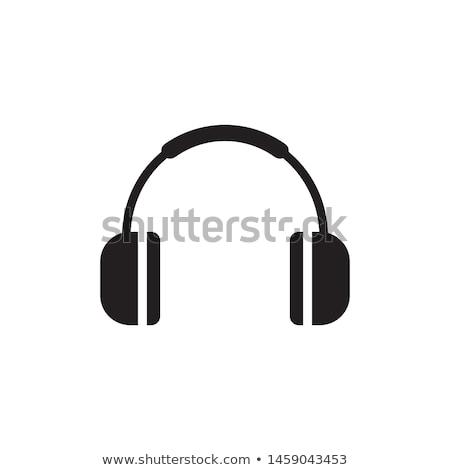 head phones stock photo © zzve