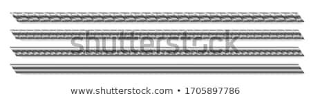 Rebar Steel grating  Stock photo © smuay